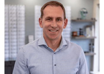 Windsor optometrist Dr. Tim Guthrie, OD