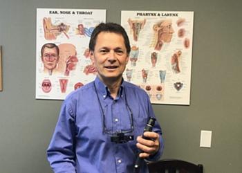 Kelowna ent doctor Dr. Tim Kramer, MD, FRCSC
