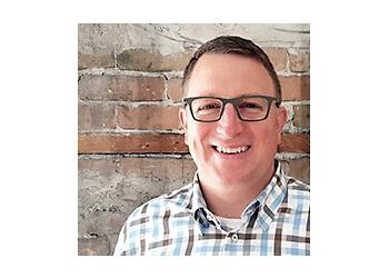 Waterloo optometrist Dr. Tim Sloss, OD