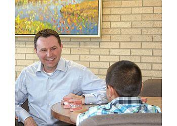 Saskatoon orthodontist Dr. Todd Jarotski, DMD, MSO