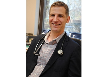 Saskatoon primary care physician Dr. Tom Gabruch, MD