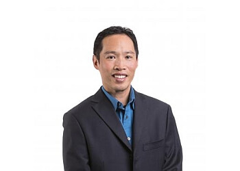 Burnaby pediatric optometrist Dr. Tony Wong, OD