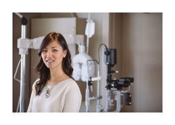 Markham pediatric optometrist Dr. Tracy Liu, OD