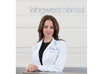 Toronto cosmetic dentist Dr. Venus Sobhi, DDS