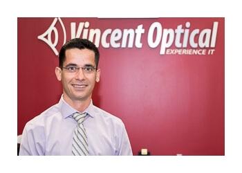 Kitchener optometrist Dr. Vincent Afrouzi, OD