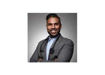Brampton nephrologist Dr. Vishwanath Kishan Mahabir, MD