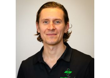 Sudbury chiropractor Dr. Vitaliiy Suprunov, DC - HEALTH TWEAK