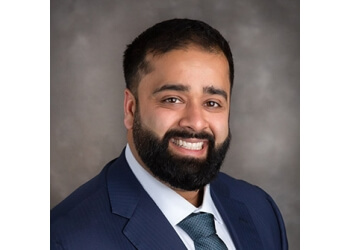 Red Deer orthodontist Dr. Vivek Cheba, DMD