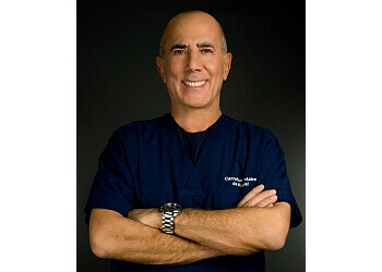 Montreal dentist Dr. William Dery, B.SC,DMD