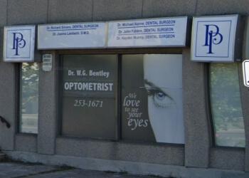 Sault Ste Marie optometrist Dr. William G Bentley, OD