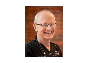 Saint John dentist Dr. William R. Rector, DDS