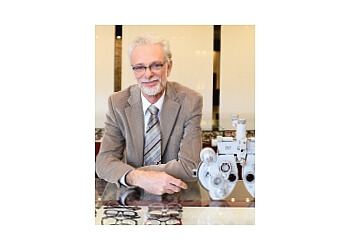 Montreal optometrist Dr. Yves Allard, OD