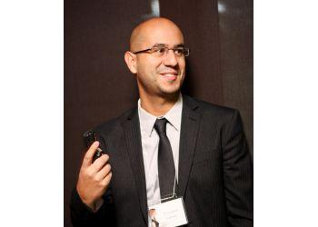 Montreal radiologist Dr. Yves Benabu