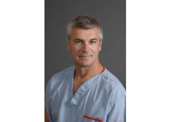Calgary neurosurgeon Dr. Yves Starreveld, MD, PhD, FRCSC