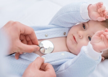New Westminster pediatrician Dr. Zenon Cieslak, MD