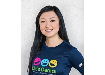 Markham children dentist Dr. Zhemeng Wang, DDS