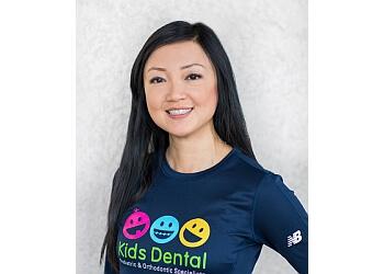 Stouffville children dentist Dr. Zhemeng Wang, DDS