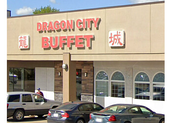 Red Deer chinese restaurant Dragon City Cafe