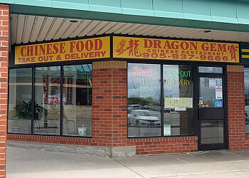 Pickering chinese restaurant Dragon Gem Chinese