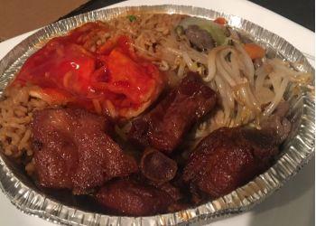 Sarnia chinese restaurant Dragon Palace