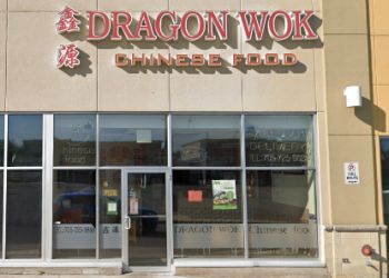 Barrie chinese restaurant Dragon Wok Chinese Restaurant