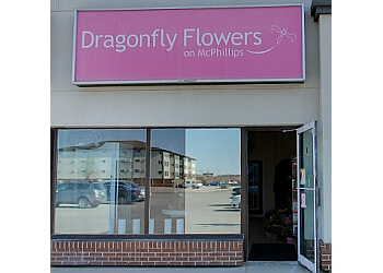 Winnipeg florist Dragonfly Flowers
