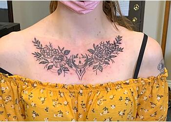 St Johns tattoo shop Dragonfly Tattoos