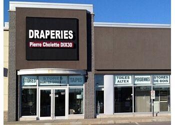 Brossard interior designer Draperies Pierre Cholette Inc.