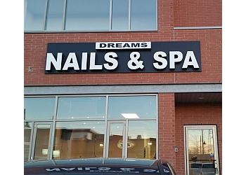 Burlington nail salon Dream Nails & Spa