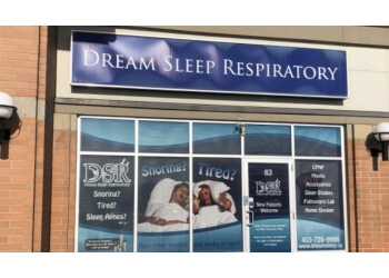 Red Deer sleep clinic Dream Sleep Respiratory