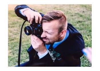 Hamilton videographer Drew Hewitt