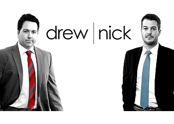 Kingston real estate agent Drew and Nick