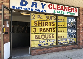 Pickering dry cleaner Dry Cleaners and Alteration