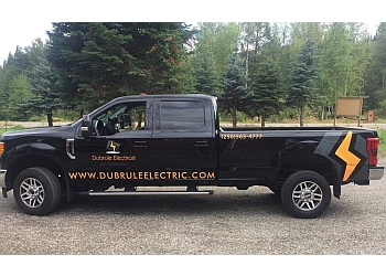 Prince George electrician Dubrule Electrical & Automation Ltd.
