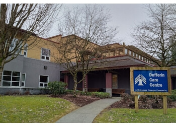 Coquitlam retirement home Dufferin Care Centre