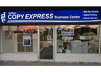 Orangeville printer Dufferin Copy Express