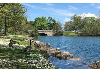 Niagara Falls public park  Dufferin Islands
