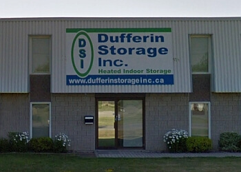 Orangeville storage unit Dufferin Storage Inc.
