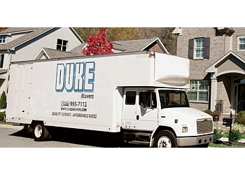 Regina moving company Duke Moving Services Inc.