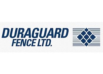 Grande Prairie fencing contractor Duraguard Fence Ltd.