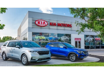 Oshawa car dealership Durham Kia