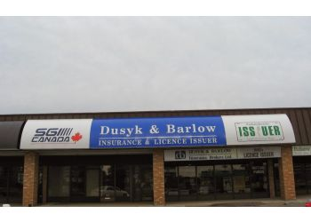 Regina insurance agency Dusyk & Barlow Insurance Brokers Ltd.