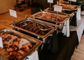 Langley caterer Dutchman's Caterers