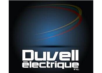 Longueuil electrician Duvell Electrique, Inc.