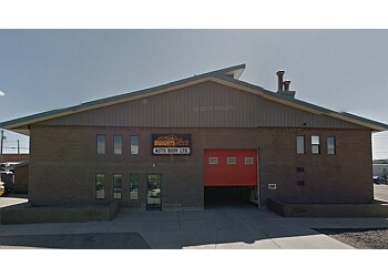 Lethbridge auto body shop Dwight's Place Auto Body