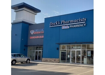 Kelowna pharmacy Dycks Pharmacists Glenmore