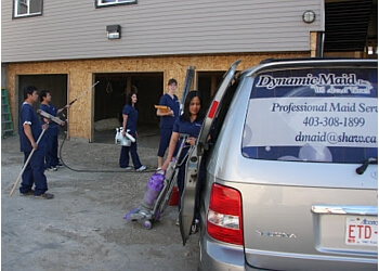 Lethbridge house cleaning service Dynamic Maid Inc.