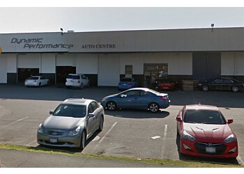 Richmond car repair shop Dynamic Performance Auto Centre Ltd.