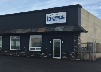 Regina roofing contractor Dynamic Roofing & Exteriors Inc.