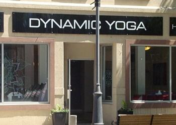 Fredericton yoga studio Dynamic Yoga